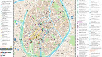 Carte de Bruges
