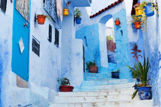 Chefchaouen une ville incroyable au Maroc