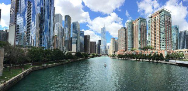 Chicago est parmi les villes les plus belles en Amérique
