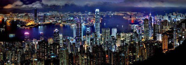 Hong Kong une ville de la démesure