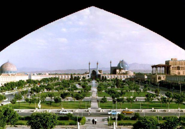 Isfahan, peu connue, mais pourtant si belle