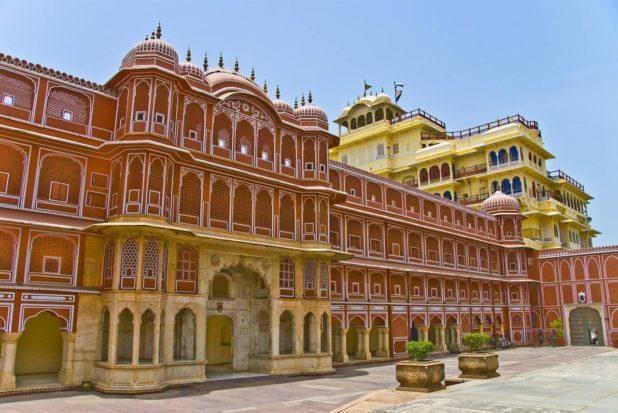 Jaipur et les beautés de l'Inde