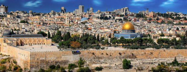 Jérusalem la ville sainte
