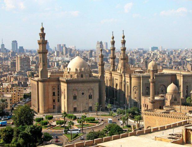 Le Caire en Egypte
