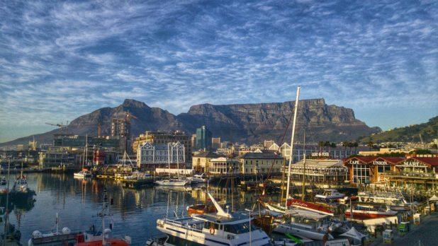 Le Cap en Afrique du Sud, une des plus belles villes du monde