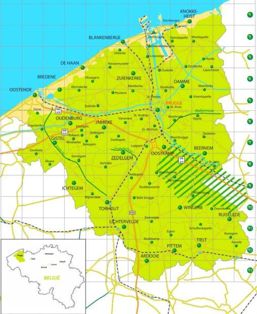 Limites de Bruges