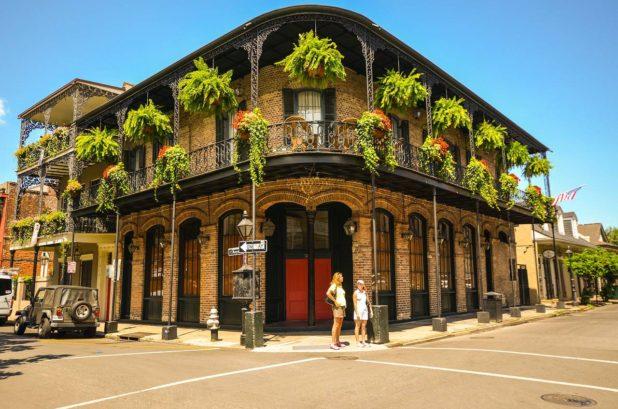 La Nouvelle-Orléans aux Etats-Unis