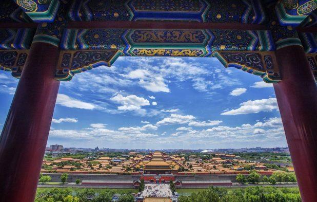 Pékin et ses mystères en Chine