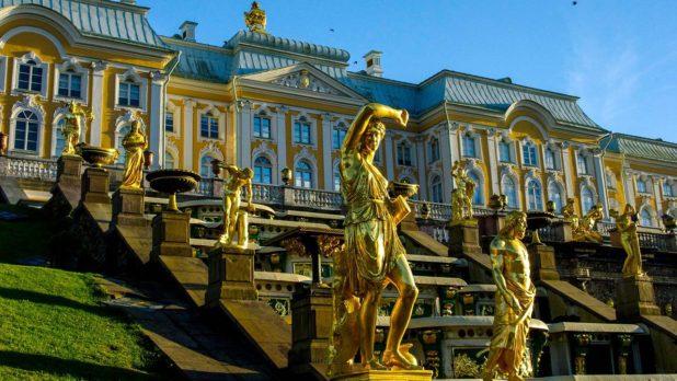 Saint-Pétersbourg, la majestueuse ville Russe