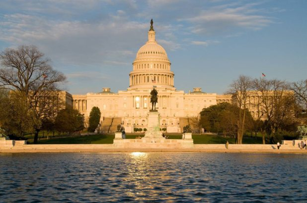 Washington, la capitale des Etats-Unis est très jolie