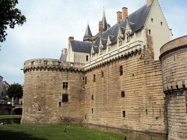 Extérieur le Château des Ducs de Bretagne