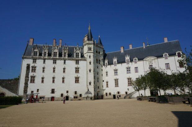 Grand logis château de Nantes - Crédit : Pixabay