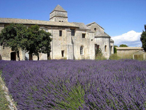 Monastère Saint-Paul-de-Mausole