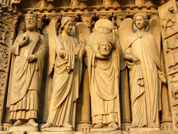 Statue de la Cathédrale