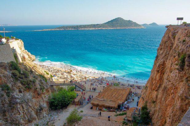 Côte turquoise en Turquie