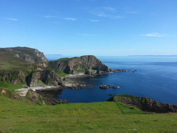 Île Islay en Écosse