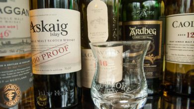 Route du whisky en Ecosse