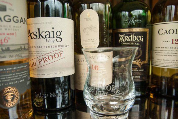 Route du whisky en Écosse