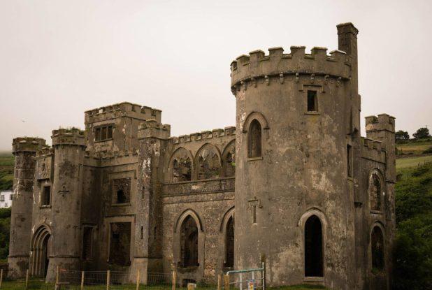 Château de Clifden au Connemara
