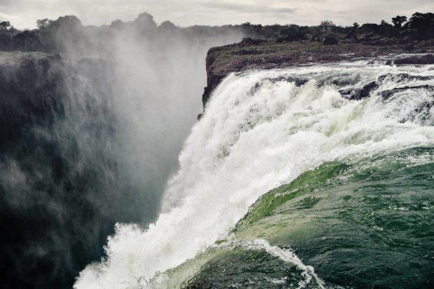 Chute d'eau Victoria Falls