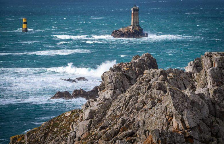 Sites touristiques du Finistère : Pointe du Raz