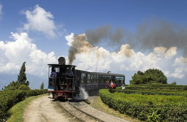 Petit train de Darjeeling