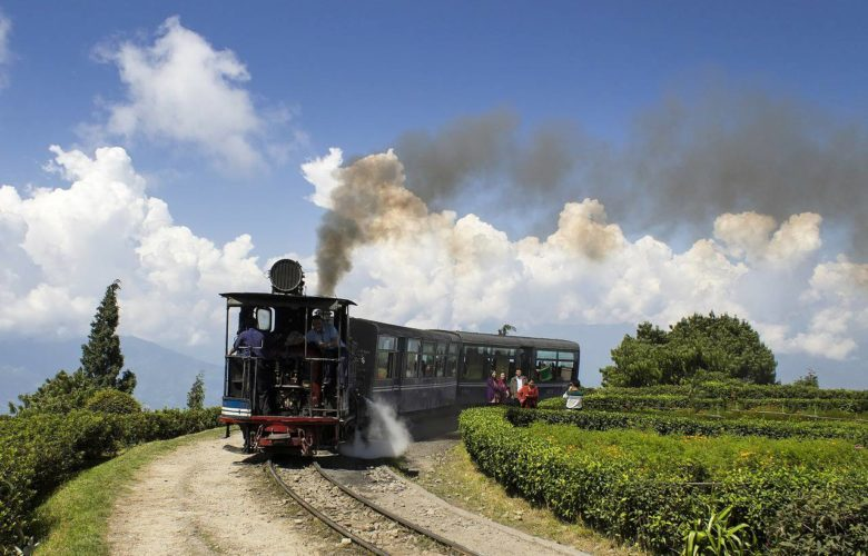 Petit train de Darjeeling
