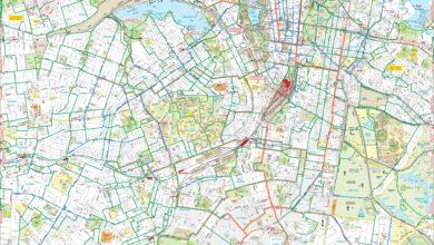 Carte de Sydney