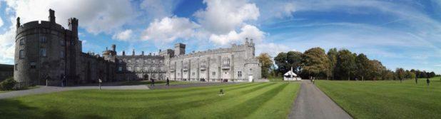Le château de Kilkenny