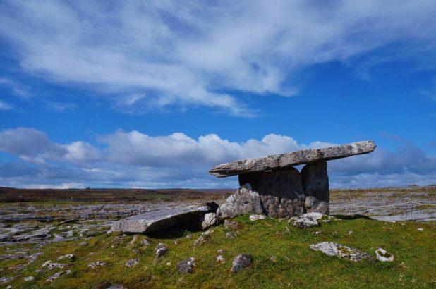 Le Parc National de Burren
